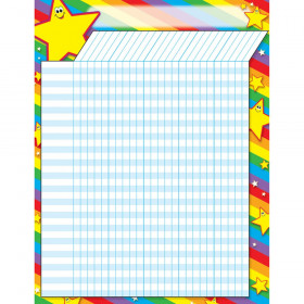 Stars Incentive Chart – Large