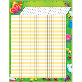 Bugs Incentive Chart – Large