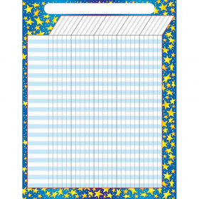 Star Brights Incentive Chart – Large