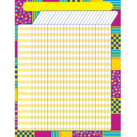 Snazzy Incentive Chart – Large