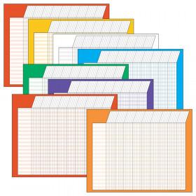 Horizontal Incentive Charts – Jumbo Variety Pack