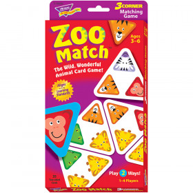 Zoo Match™ Learning Game