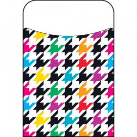 Houndstooth Multicolor Terrific Pockets™