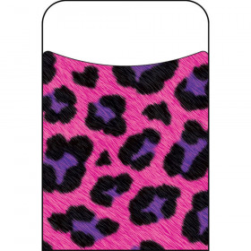 Leopard Pink Terrific Pockets™
