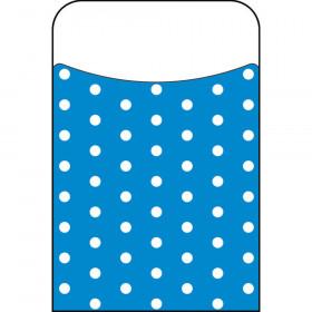 Polka Dots Blue Terrific Pockets™