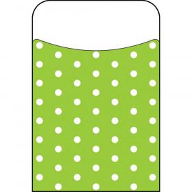 Polka Dots Lime Terrific Pockets™