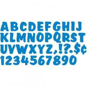 Ready Letters 4 Splash Blue Uppercase