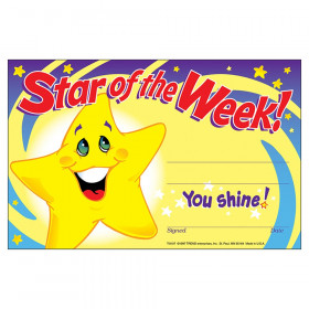 Star of the Week! Recognition Awards