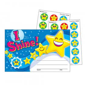 I Shine! Emojis Scratch 'n Sniff Recognition Awards