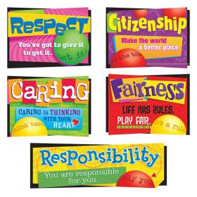 Character Education Bulletin Board Set