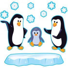 Playful Penguins Bulletin Board Set