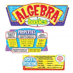 Algebra Basics Bulletin Board Set