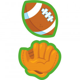 All-Star Sports/Leather Stinky Stickers® – Mixed Shapes
