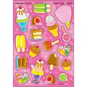Sweet Treats/Strawberry Stinky Stickers® – Mixed Shapes