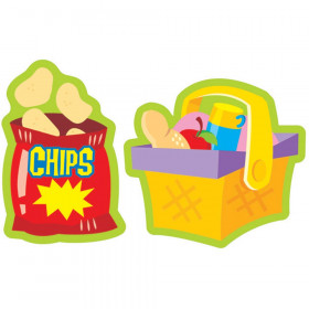 Perfect Picnic/Apple Pie Stinky Stickers® – Mixed Shapes