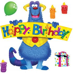 Furry Friends® Birthday Fun Bulletin Board Set