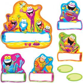 Frog-tastic!® Jump-Starters Bulletin Board Set