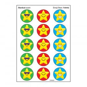 Emoji Stars Stinky Stickers, 60 ct.
