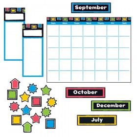 Bold Strokes Wipeoff Calendar Bulletin Board Set