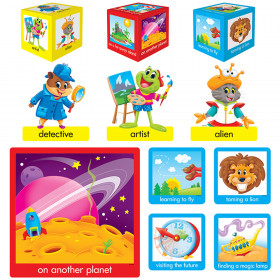 Playtime Pals Tell A Story Bulletin Board Set