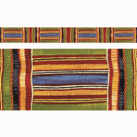 Kente Cloth Bolder Borders®