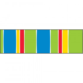 Stripe-tacular Cheerful Bolder Borders®