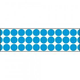 Big Dots Blue Bolder Borders®