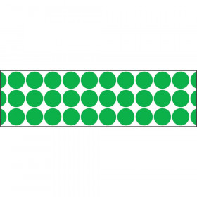 Big Dots Green Bolder Borders®