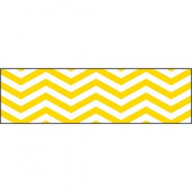 Looking Sharp Yellow Bolder Borders®