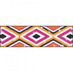 Aztec Orange Bolder Borders® – Sparkle Plus
