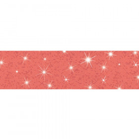 Coral Bolder Borders® – Sparkle