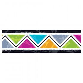 Color Harm Triangles Bolder Border