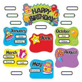 Birthday Festival Bulletin Board Set