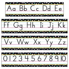 I  Metal Alphabet Mini Bulletin Board Set
