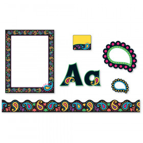Perfectly Paisley Decor Pack