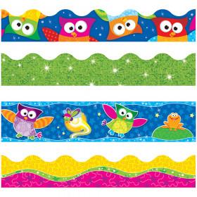 Owl-Stars!® Terrific Trimmers® & Bolder Borders® Variety Pack