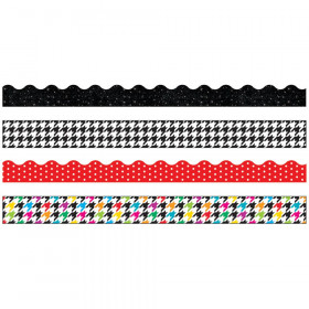 Pattern Play Terrific Trimmers® & Bolder Borders® Variety Pack