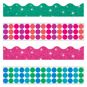Dots 'n Glitz Terrific Trimmers® & Bolder Borders® Variety Pack