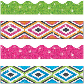 Aztec Sparkle Terrific Trimmers® & Bolder Borders® Variety Pack