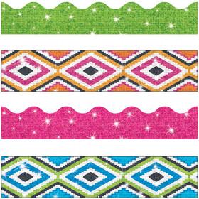 Aztec Sparkle Terrific Trimmers® & Bolder Borders® Variety Pack