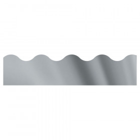 Silver Metallic Terrific Trimmers, 32.5 ft