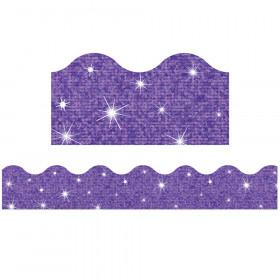 Purple Sparkle Terrific Trimmers, 32.5 ft
