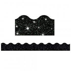 Black Sparkle Terrific Trimmers, 32.5 ft