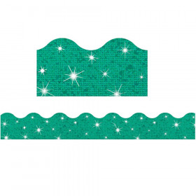 Teal Terrific Trimmers® – Sparkle