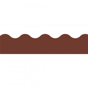 Chocolate Terrific Trimmers, 39 ft