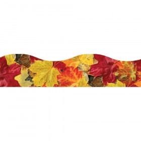 Fall Leaves Terrific Trimmers, 39 ft