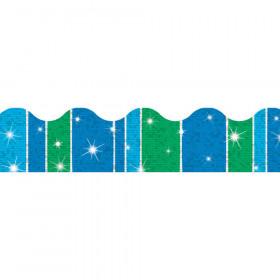 Stripe-tacular Cool Blue Terrific Trimmers® – Sparkle Plus