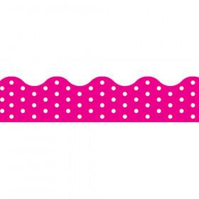Polka Dots Pink Terrific Trimmers®
