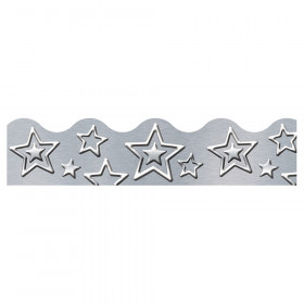 Silver Stars Terrific Trimmers I Heart Metal