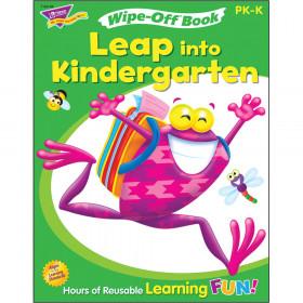 Get Ready for Kindergarten 2 Frog-tastic!® Wipe-Off® Book